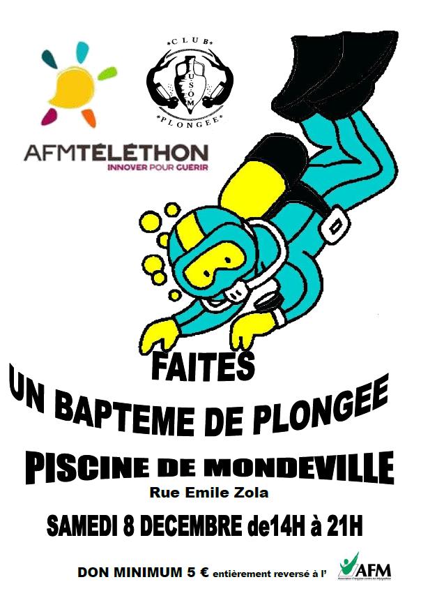 Affiche telethon 2013